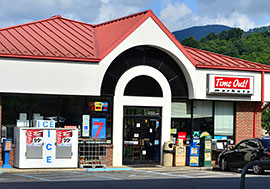 Peak Energy Delivers Home and Business Heating Fuel in Buncombe County, Haywood County, Jackson County, and Swain County